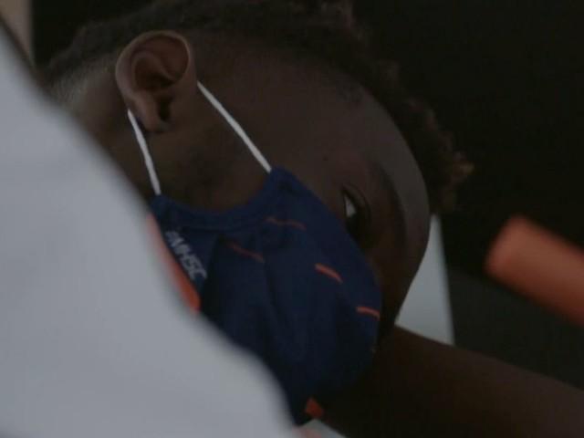 PSG-Montpellier: Après le Covid, le difficile retour de Junior Sambia suivi par Canal+