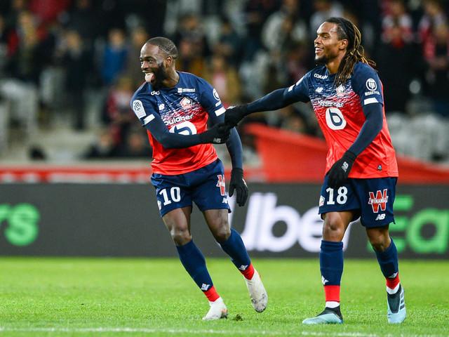 LOSC – Montpellier : Ikoné et Sanches portent les Dogues vers la victoire