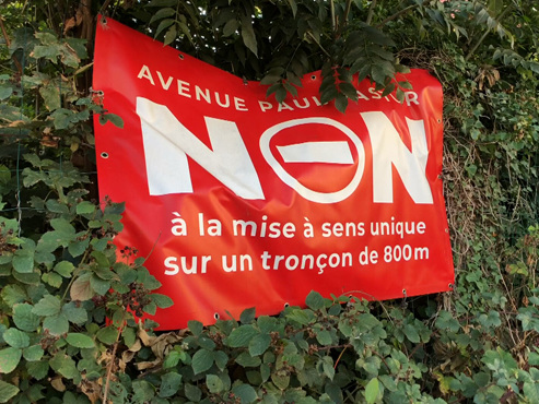 La mise à sens unique de l'avenue Paul Pastur à Marcinelle, les riverains n'en veulent pas: voici pourquoi