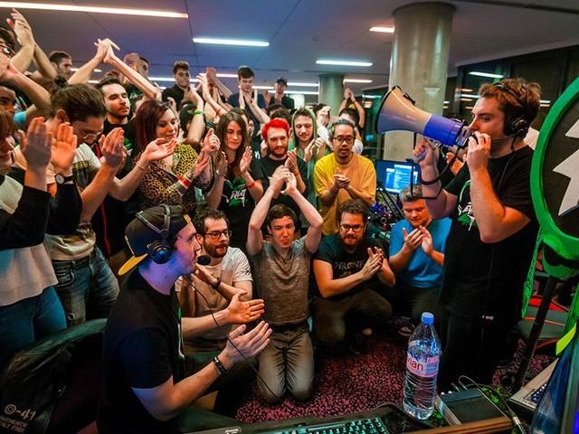 Des gamers ont gagné plus d'un million d'euros pour Médecins sans Frontières !