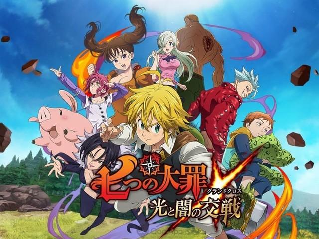 The Seven Deadly Sins: Grand Cross : le RPG-action tiré de l'anime bientôt sur iOS (trailer)