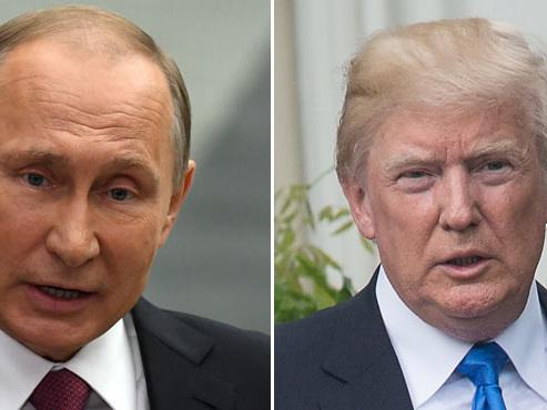Regards, poignée de main, sujets délicats: le tête-à-tête tant attendu de Trump et Poutine