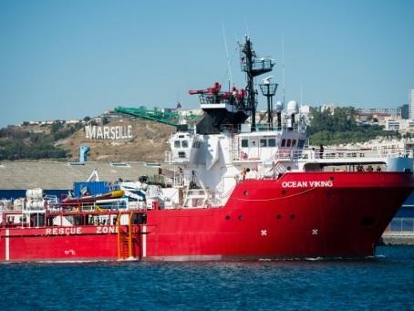 SOS Méditerranée porte secours