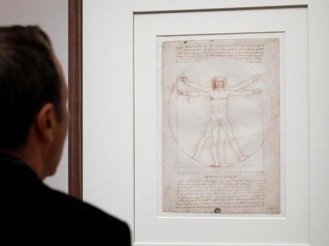 Léonard de Vinci au Louvre: «le succès de ces expositions populaires permet d'en financer d'autres plus pointues»