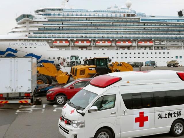 Le coronavirus détecté chez un Français sur le paquebot en quarantaine au Japon