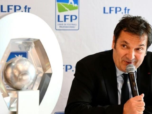 """Droits TV: la LFP """"a discuté avec Facebook et Amazon"""", selon son directeur général"""