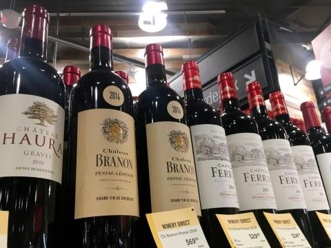 Pendant trois jours, Paris devient vitrine mondiale du vin