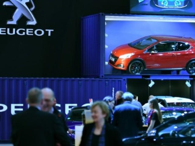 Automobile: la bonne santé de l'Europe profite à PSA et Renault