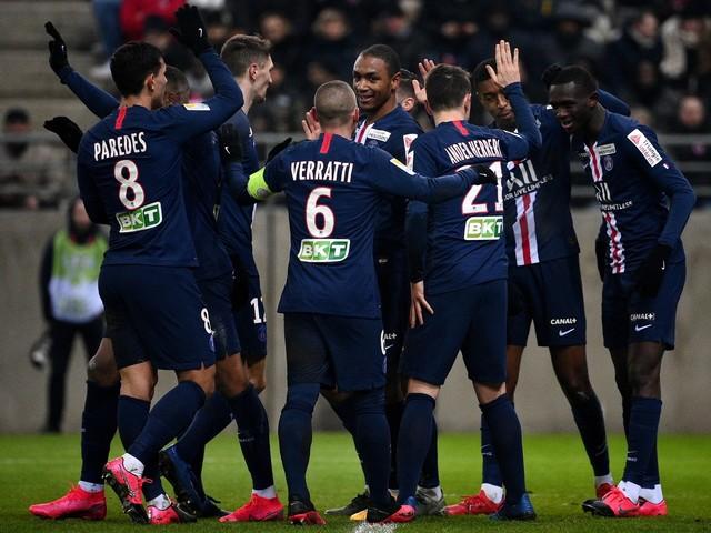 Coupe de la Ligue: le PSG rejoint Lyon en finale
