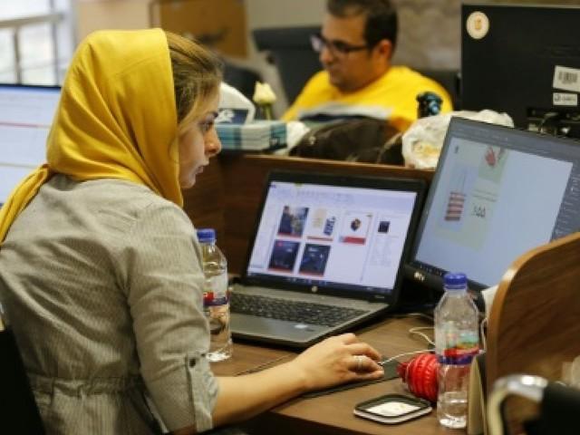 En Iran, le secteur des technologies fleurit à l'ombre des sanctions