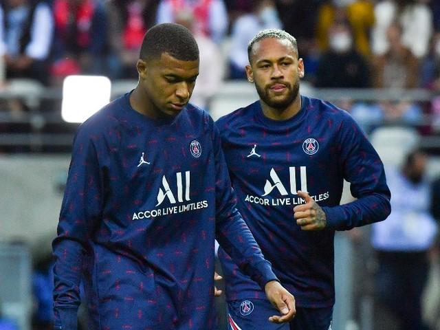 Mbappé lâché par Neymar ?