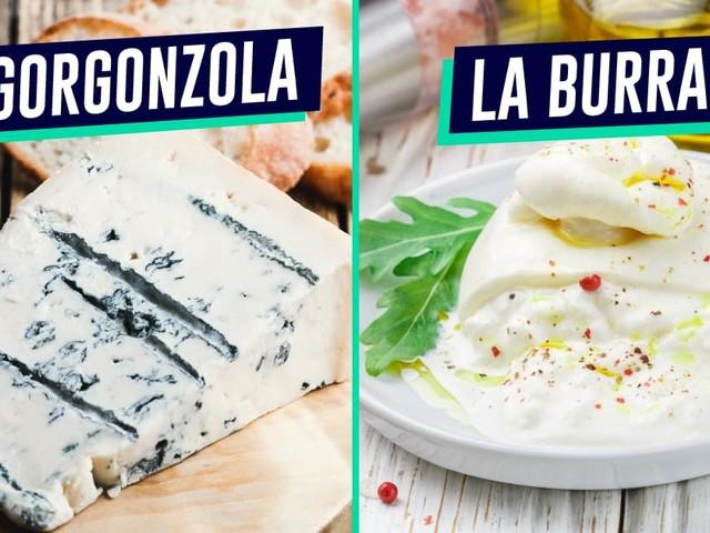 Top 10 des meilleurs fromages italiens, ceux avec qui on aimerait bien faire des trucs sales