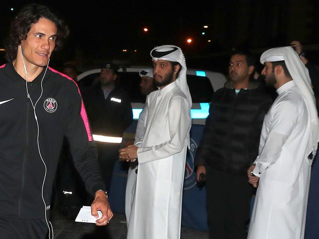 Le PSG en opération séduction express au Qatar