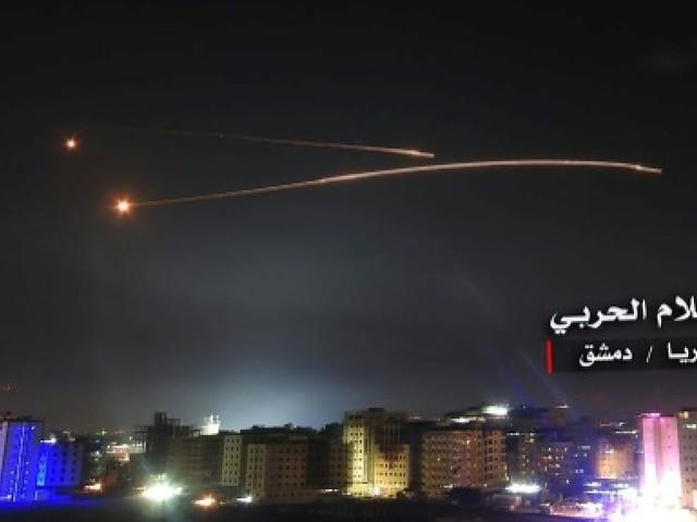 Syrie: escalade militaire entre Israël et l'Iran, la communauté internationale inquiète
