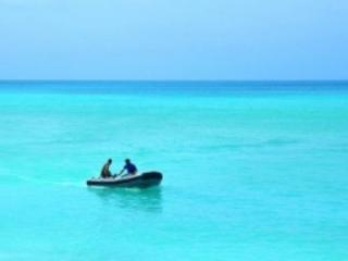 Île de Juan de Nova : Première mission de police des pêches