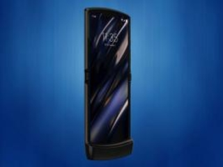 Motorola Razr (2019) : le smartphone pliable se dévoile en images
