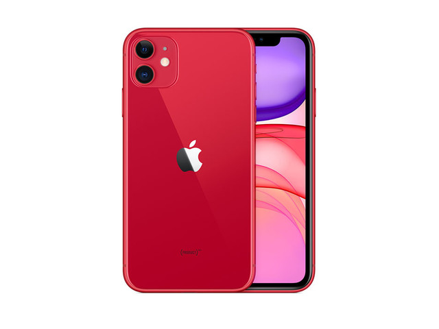 Black Friday : -10% sur l'iPhone 11 64 Go rouge sur Rakuten