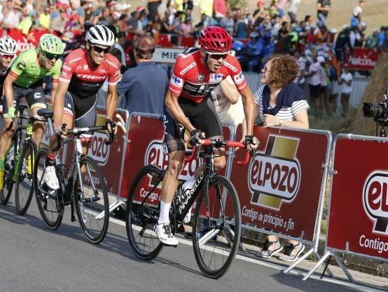Cyclisme - Dopage - Contrôle antidopage anormal pour Chris Froome sur la Vuelta
