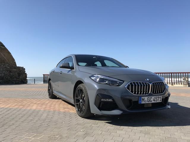 Présentation vidéo de la BMW Série 2 Gran Coupé