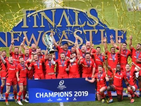 Les Saracens, géant du rugby européen au bord du précipice