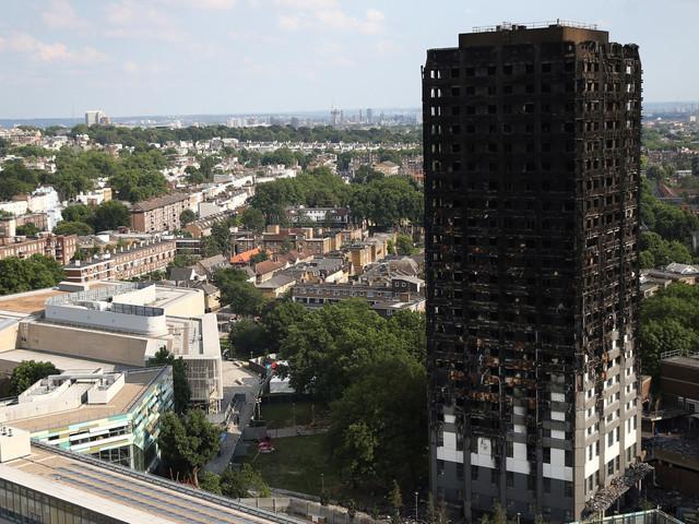 Iftar de solidarité à Londres avec les familles des victimes de l'incendie de Grenfell Tower