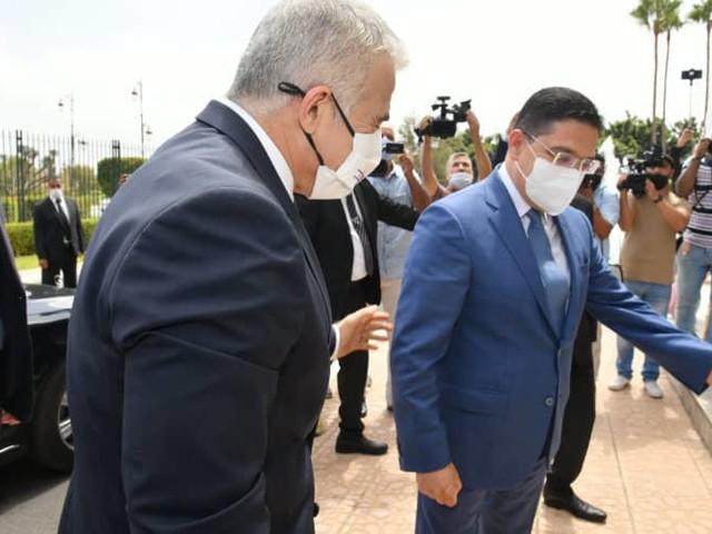 Nasser Bourita invite de hauts responsables israéliens à venir à Rabat