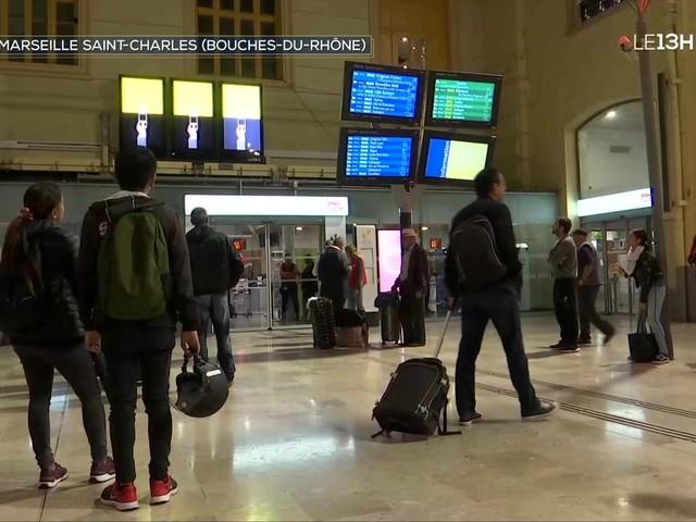 SNCF : un retour à la normale après trois jours de pagaille