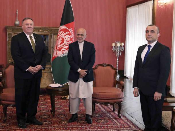 Washington réduit son aide à l'Afghanistan après l'échec d'une médiation de Pompeo