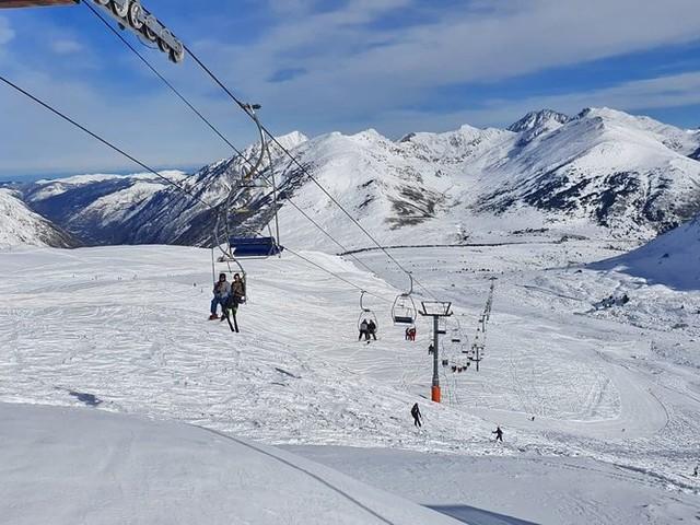 Porté-Puymorens: ouverture canon pour la station de ski cerdane!