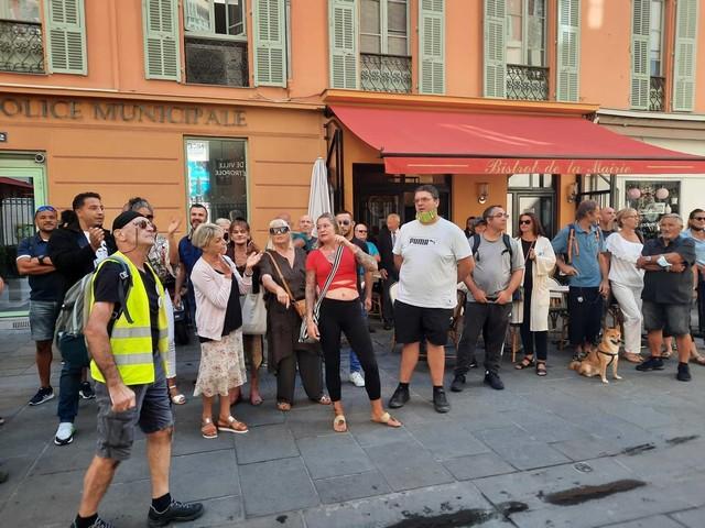 La préfecture interdit les manifestations anti-pass sanitaire dans le centre de Nice ce samedi