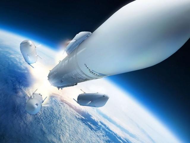 Face aux ambitions de Space X, Arianegroup contraint de se restructurer