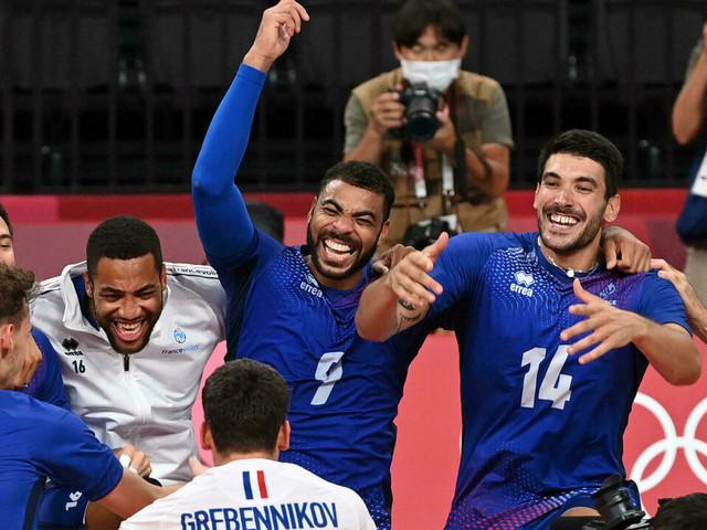 Euro de volley: les Français appliqués contre la Croatie, avant le test allemand
