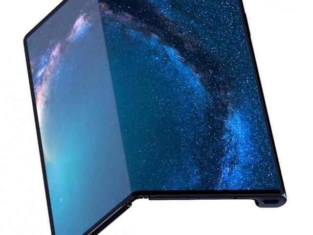 Huawei imagine un smartphone pliable à clapet