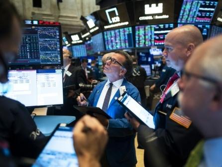 Wall Street dans le rouge, minée par un rapport sur l'emploi en demi-teinte