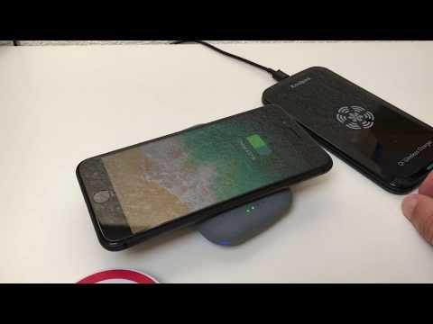 Mophie prépare une batterie iPhone X certifiée recharge à induction Qi
