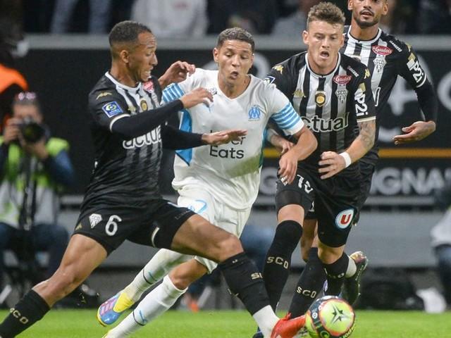 Ligue 1 : un Olympique de Marseille remanié bute sur Angers dans le choc du haut de tableau