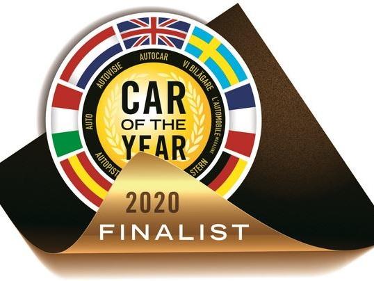 L'une de ces sept voitures sera élue « Voiture de l'Année 2020 »