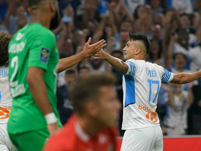 Ligue 1: Après les incidents, Nice et Marseille assurent le spectacle
