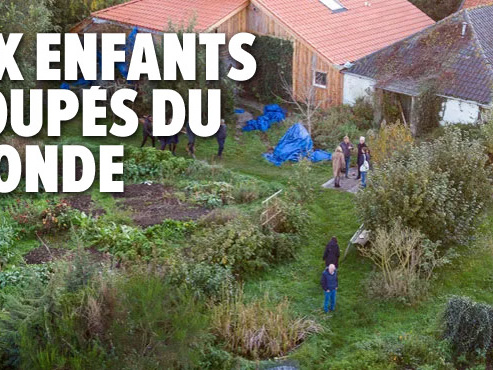 """Ferme de l'horreur aux Pays-Bas: le père battait ses enfants pour chasser les """"mauvais esprits"""""""