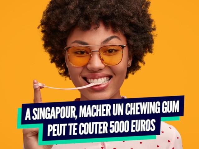 Top 10 des trucs insolites qui sont interdits à Singapour, ils sont clairement Singacontre