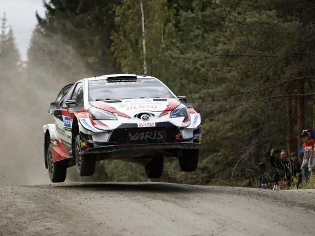 Rallye d'Allemagne: Tänak et Neuville au coude à coude