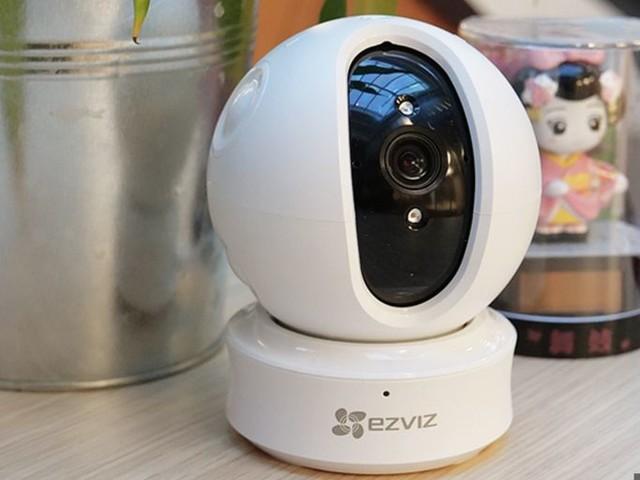 Test : Caméra EZVIZ C6C 1080p : la sérieuse concurrente de la Xiaomi Mi Home Camera
