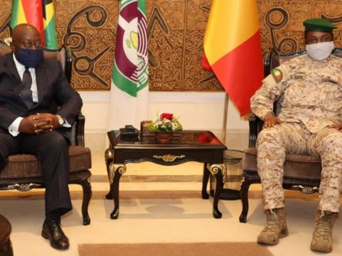 Mali : les raisons de l'expulsion du représentant de la Cédéao