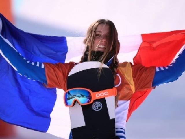 JO-2018: 7e médaille pour la France, avec la surprise Julia Pereira de Sousa