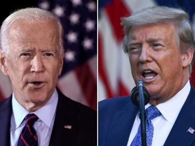Coronavirus et affaire George Floyd: ce que cette double crise change pour Trump et Biden