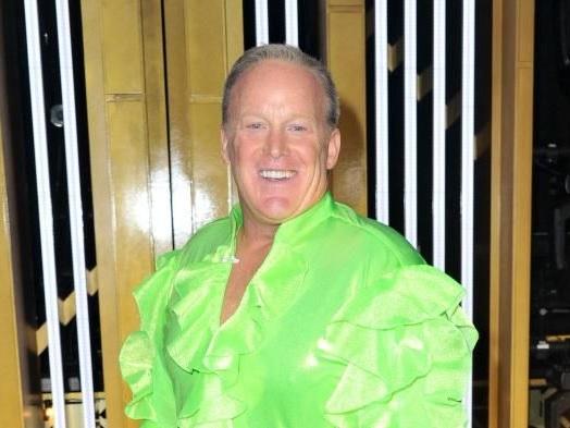"""Etats-Unis : Sean Spicer, de la Maison Blanche à la salsa dans """"Danse avec les stars"""""""