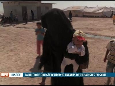 Les enfants de jihadistes reviendront-ils en Belgique sans leurs mères ?