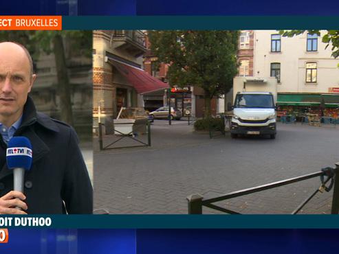 Koekelberg: l'homme qui menaçait des passants avec un couteau sous mandat d'arrêt