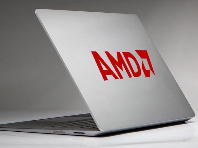 Le Surface Laptop 3 pourrait intégrer des processeurs AMD