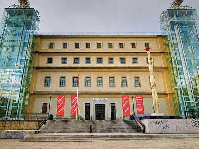 Madrid: Le musée Reina Sofia accueillera une exposition d'art plastique marocain